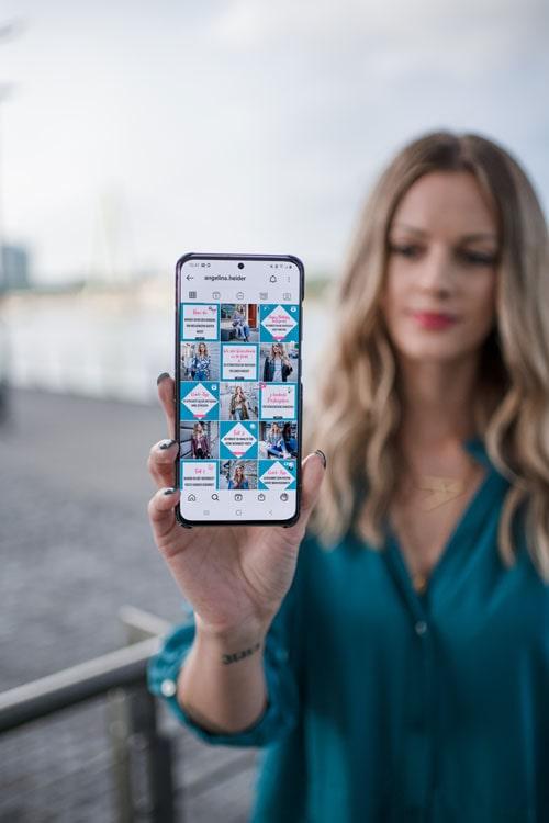 Angelina Heider | Instagram Coaching